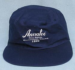 Annalee Blue Annalee Baseball Cap  - ACapB