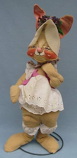 """Annalee 18"""" E.P. Girl Bunny - Very Good - B43-80xxa"""