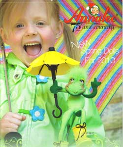 "Annalee 2010 Spring Catalog - 8 1/2"" x 11"" - Ctg-10Sp"