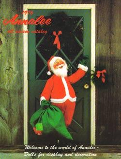 Annalee 1976 All Season Catalog - Ctg-76CH