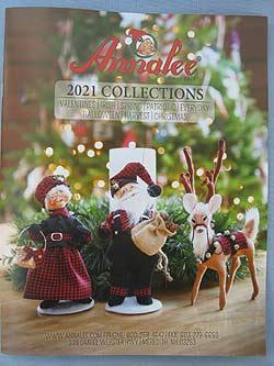 "Annalee 2021 Full Year Catalog - 8 1/2"" x 11""  - Ctg-21"