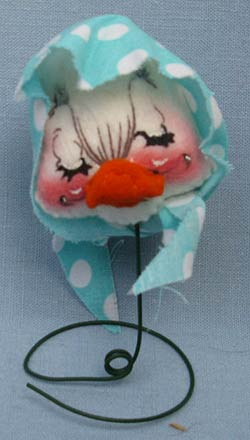 "Annalee 3"" Duck Head Place Card Holder - Mint - S166-74x"