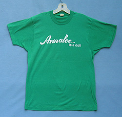 Annalee Is A Doll Shirt - Large - New - SHTAD