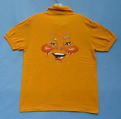 Annalee Face Shirt - Large - New - SHTFCEL