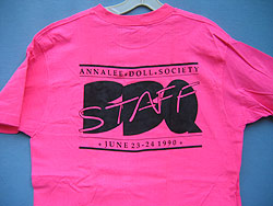Annalee Factory In The Woods Staff Shirt - L - New - SHTFWL