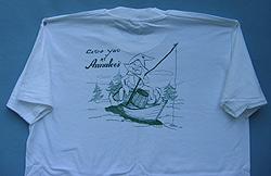 Annalee Doll Society Summer Auction Shirt - XL- New - SHTSAXL