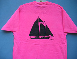 Annalee Tyrone Schooner Shirt - Large - New - SHTSCHL