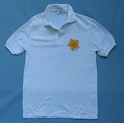 Annalee Logo Sun Shirt - Med - New - SHTSUNL