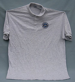 Annalee Shirt- NEW- ANVIL -50 poly/ 50 cotton X-LARGE - SHTDSANVXL