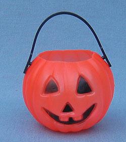 "Annalee 3"" Trick or Treat Pumpkin - Mint - ttpump"