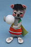 "Annalee 7"" Volleyball Mouse - Near Mint - R403-80"