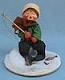 """Annalee 7"""" Ice Fishing Boy - Good - 723497xooha"""