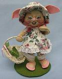 """Annalee 10"""" E.P. Girl Bunny - Very Good - 065493a"""