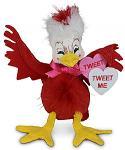 "Annalee 5"" Tweet Me Birdy 2021 - Mint - 110321"