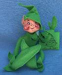 "Annalee 10"" Lime Green Spring Elf - Mint - 158088goxlip"