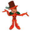 "Annalee 6"" Pumpkin Elf 2018 - Mint - 310418"