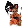 "Annalee 6"" Spider Witch Mouse 2018 - Mint - 311418"