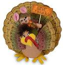 """Annalee 7"""" 'Give Thanks' Friends 2020 - Mint - 361520"""
