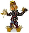 "Annalee 12"" Scarecrow Dad 2021 - Mint - 361821"