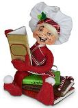 "Annalee 5"" Sugar & Spice Chef Elf  2020 - Mint - 510220"
