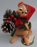 """Annalee 6"""" Fraser the Mouse 2013 - Mint - 855413"""