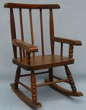 "Annalee Rocking Chair for 7"" & 10"" Dolls - Mint - 561086"