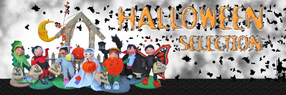 Annalee Halloween Selection