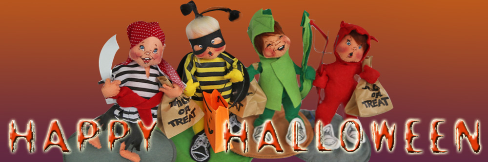 Happy Annalee Halloween