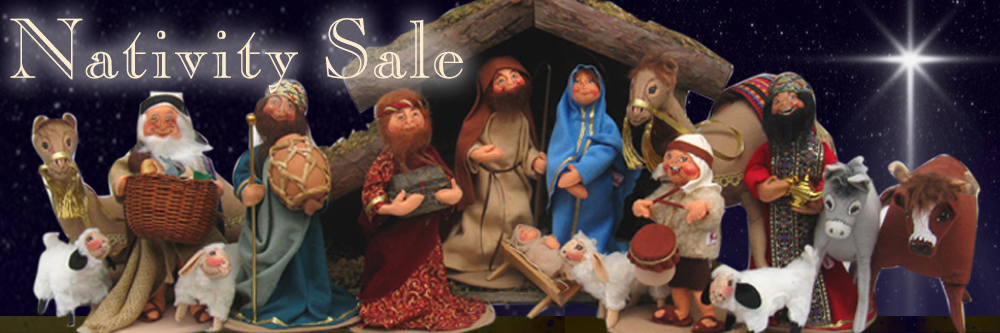 Nativity Sale