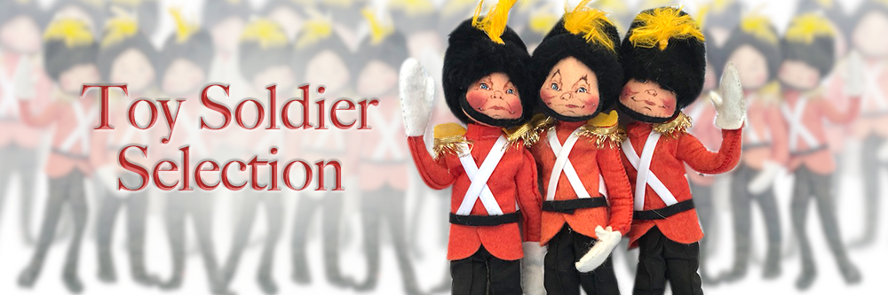 Toy Soldier Selection