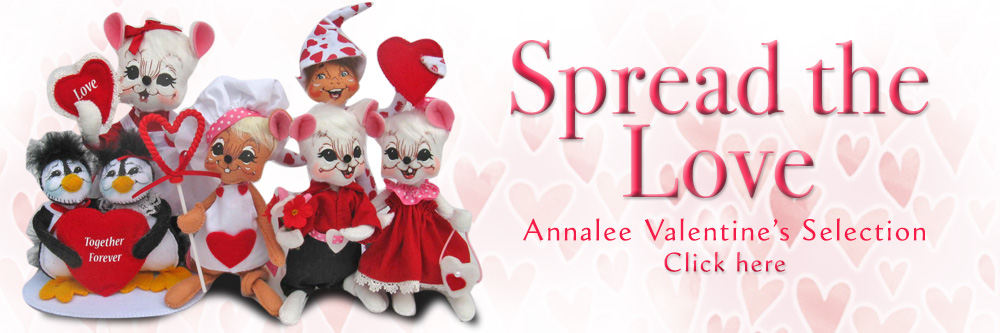 Annalee Valentine's Day Selection