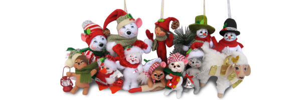 shop 2013 annalee christmas ornaments - Annalee Christmas Decorations